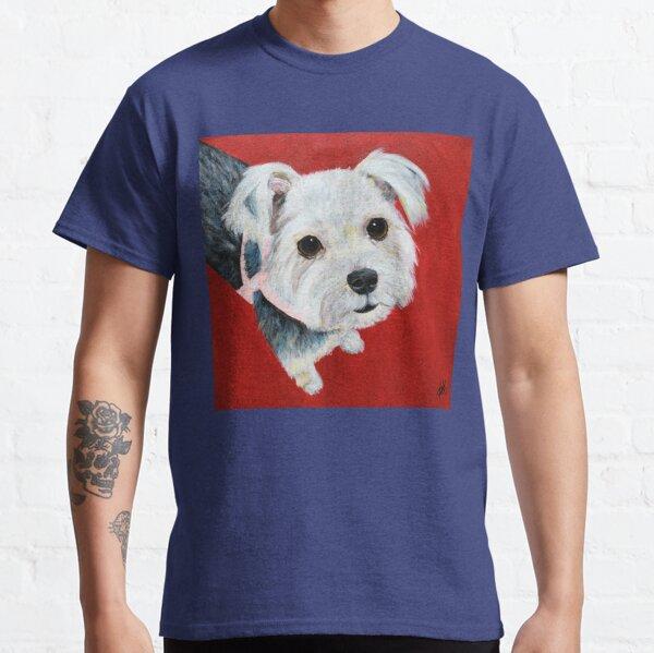 Ruthie the Yorkie Mix Classic T-Shirt