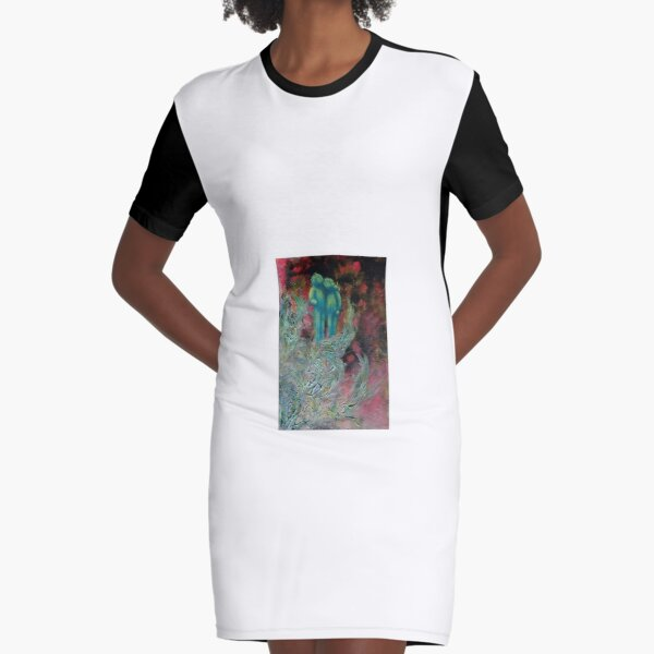 Belonging by 'Donna Williams' Graphic T-Shirt Dress