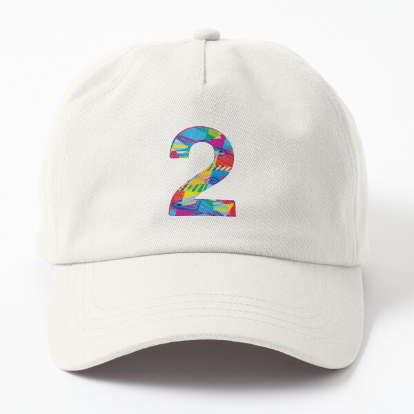 Number 2 Dad Hat
