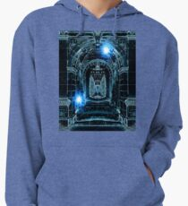 Abstract Gothic Architecture Lightweight Hoodie