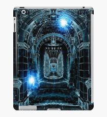 Abstract Gothic Architecture iPad Case/Skin