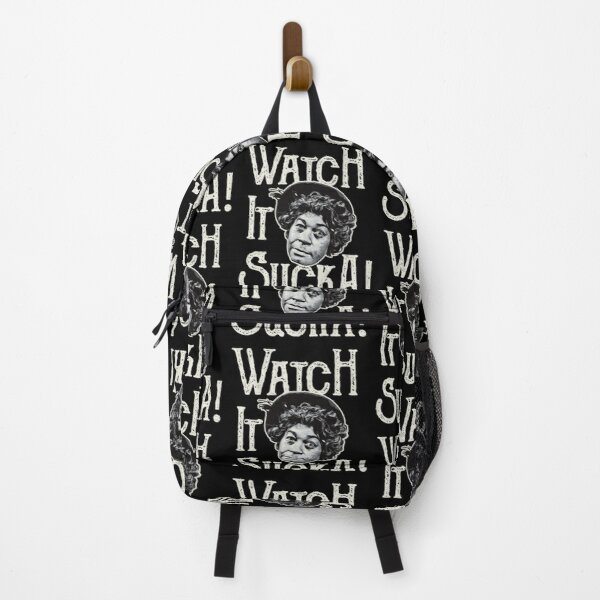 Watch It Sucka Aunt Ester Sanford and Son Dks Backpack