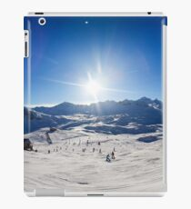 Val-D'Isere, Rhone-Alpes, France iPad Case/Skin