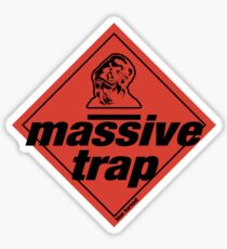 Massive Trap Sticker
