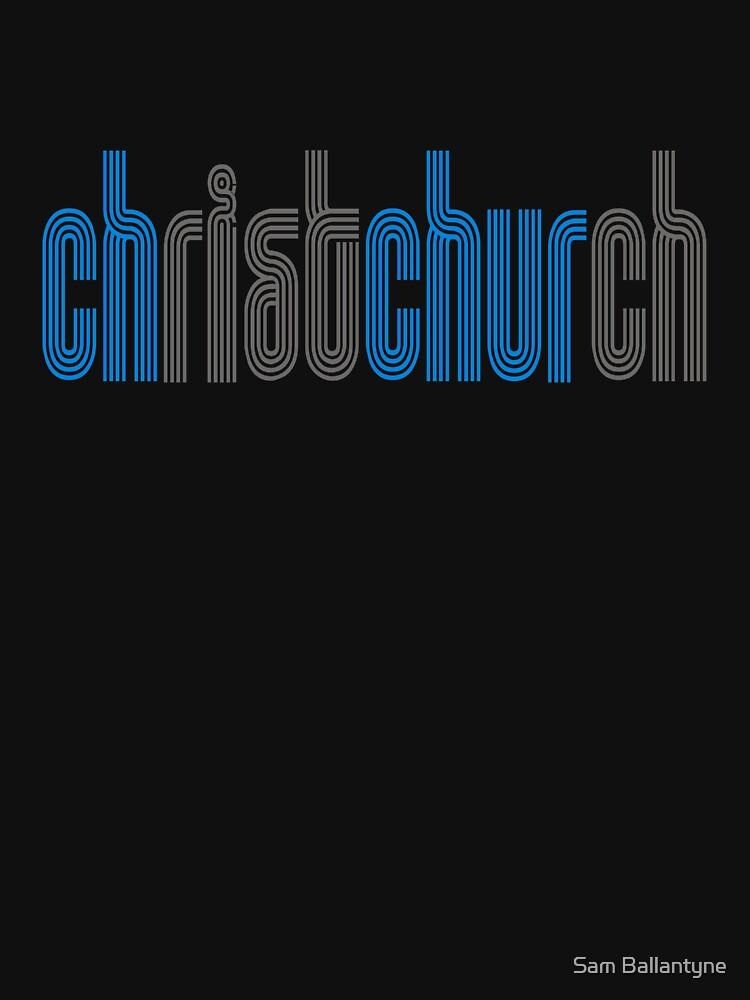 Christchurch by samuelballantyne