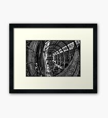 Natural History Museum, London Framed Print