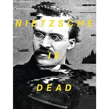 Nietzsche Is Dead by UNTITLEDbrasil