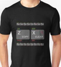 zx spectrum sinclair keyboard logo T-Shirt