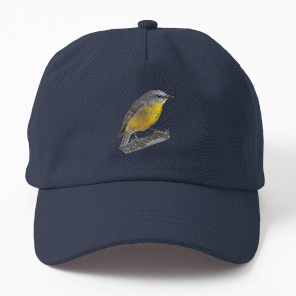 Eastern Yellow Robin 2 Dad Hat