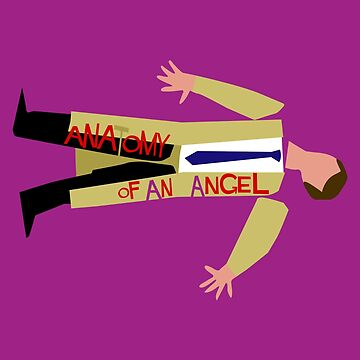 Anatomy of an Angel by Paulychilds