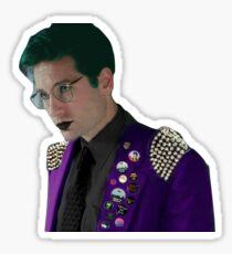 Alternative Mulder Sticker