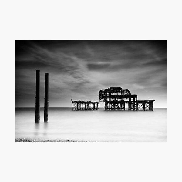 West Pier, Brighton Photographic Print