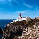 Cabo san Vicente, Portugal by Bernard Cavanagh