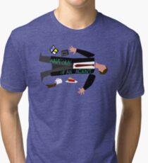 Anatomy of an Agent Tri-blend T-Shirt