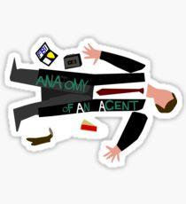 Anatomy of an Agent Sticker