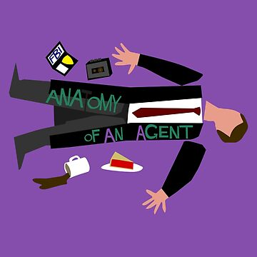 Anatomy of an Agent by Paulychilds