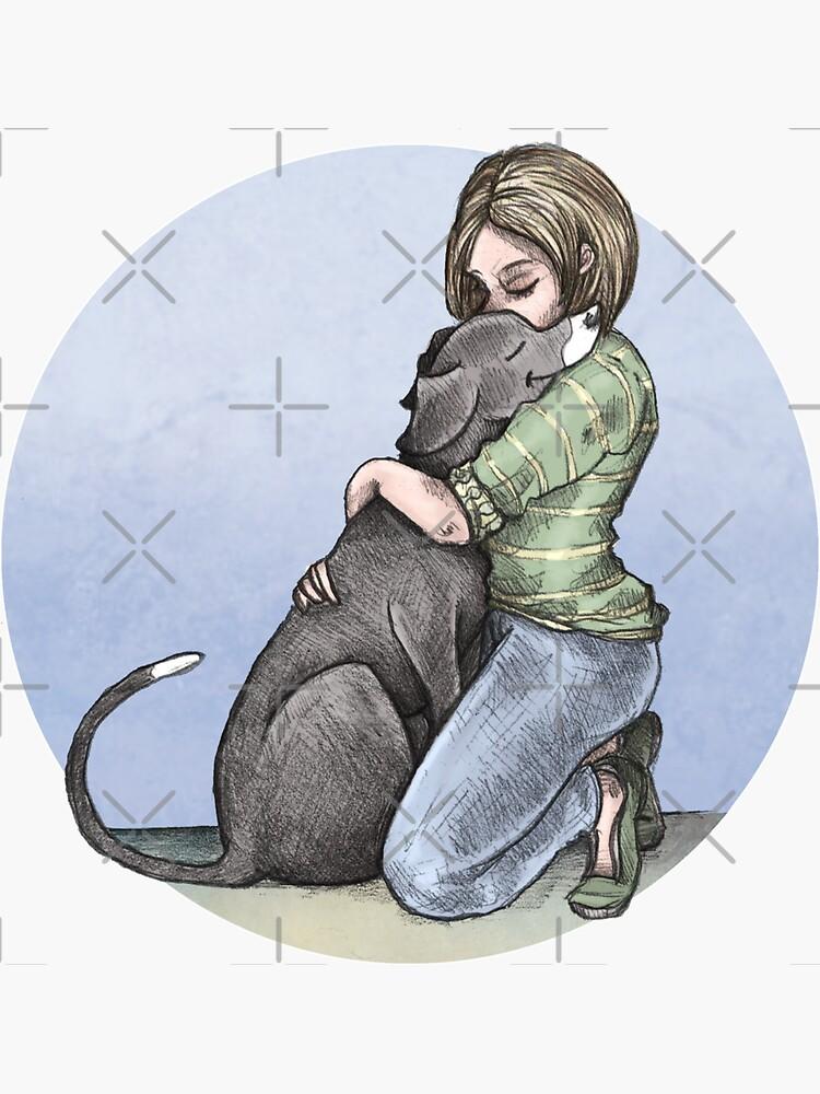 Hug by elspethrose