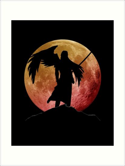 Dark Sephiroth by AlexKramer