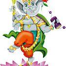 Ganesha / Shiavs World von Swen-Marcel