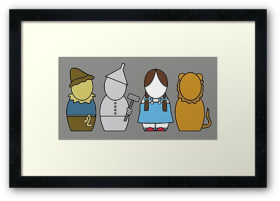 Wizard of Oz (without quote) by Awesome Designing.com