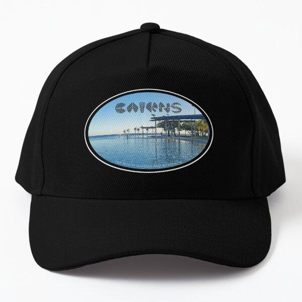 Cairns Esplanade Lagoon Graphic Baseball Cap