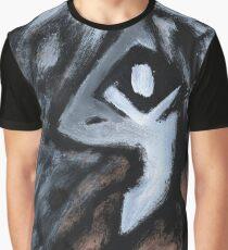 big dark Graphic T-Shirt