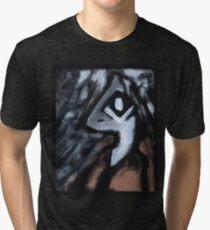 big dark Tri-blend T-Shirt