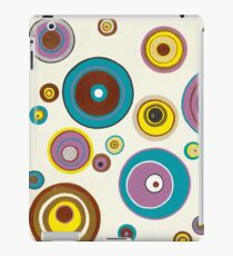 Circles #1 iPad Case/Skin