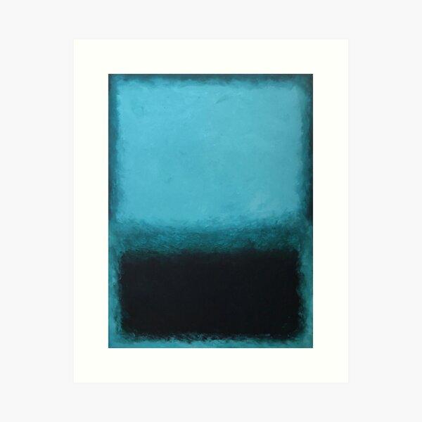 Mark Rothko | Deep Ocean |  Art Print