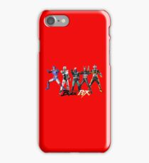 kamen rider evolution iPhone Case/Skin