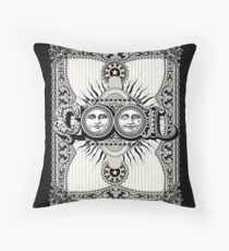 Elegant and COOL Throw Pillow