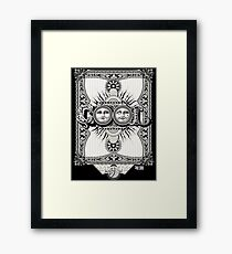 Elegant and COOL Framed Print