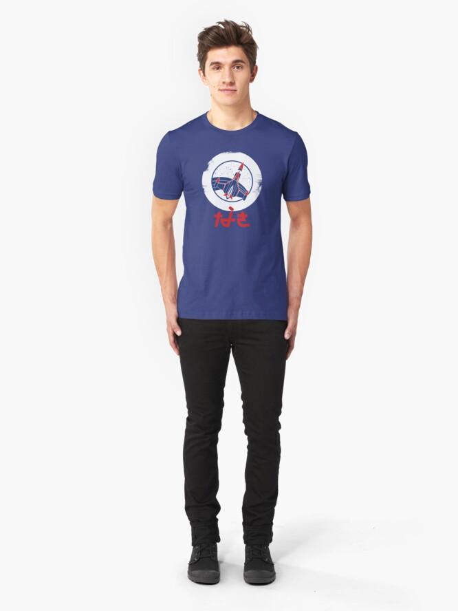 Alternate view of Space Agency JPN Slim Fit T-Shirt