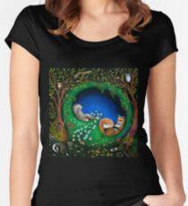 Midsummer Night's Dream Women's Fitted Scoop T-Shirt