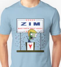 Zim - Make Earth Great Again! Unisex T-Shirt