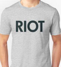 Riot (black) T-Shirt