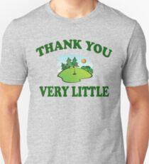 Caddyshack - Thank You Very Little Unisex T-Shirt