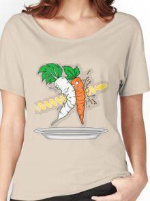 Makanko-salad!!! Women's Relaxed Fit T-Shirt