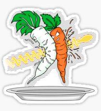 Makanko-salad!!! Sticker
