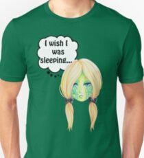 Sleepy Turtle Unisex T-Shirt