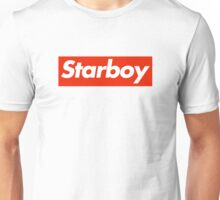 Starboy - The Weeknd x Daft Punk T-Shirt // Phone Case Unisex T-Shirt