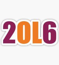 2016 VT Orientation Leader 2 Sticker