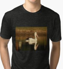 Pelican Reflected Tri-blend T-Shirt