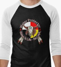 Water Protector Water Is Life - No DAPL T-Shirt