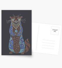 Otter Totem Postcards