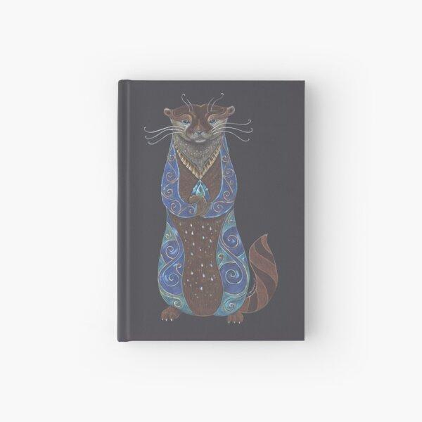 Otter Totem Hardcover Journal