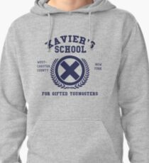 Xavier's School for Gifted Youngsters Pullover Hoodie