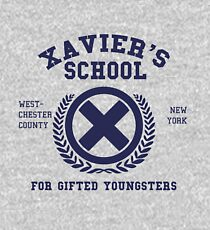 Xavier's School for Gifted Youngsters Kids Pullover Hoodie