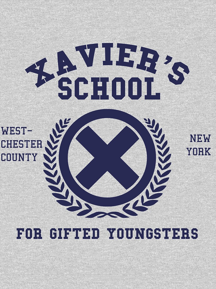 Xavier's School for Gifted Youngsters by joeredbubble
