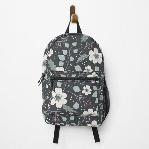 Winter Blooms Backpack